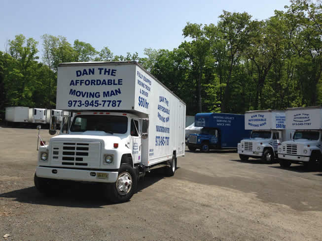 Movers Landing NJ