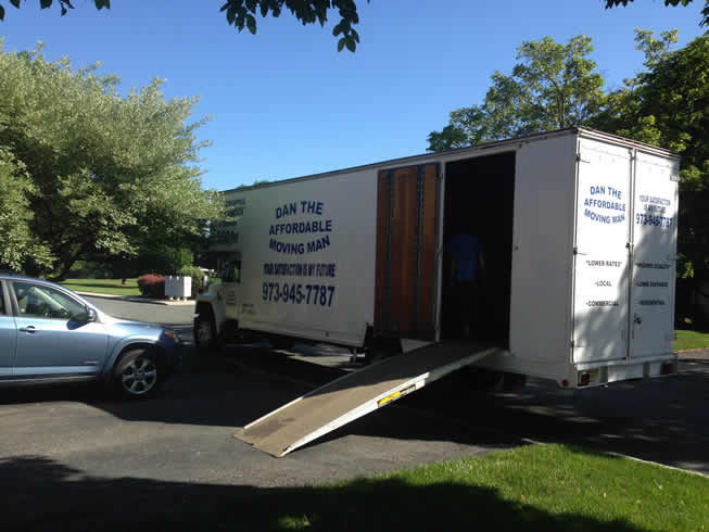Local Morristown NJ Moving Company