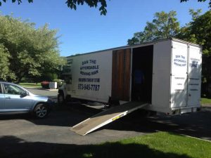 Local Morristown NJ Moving Companies