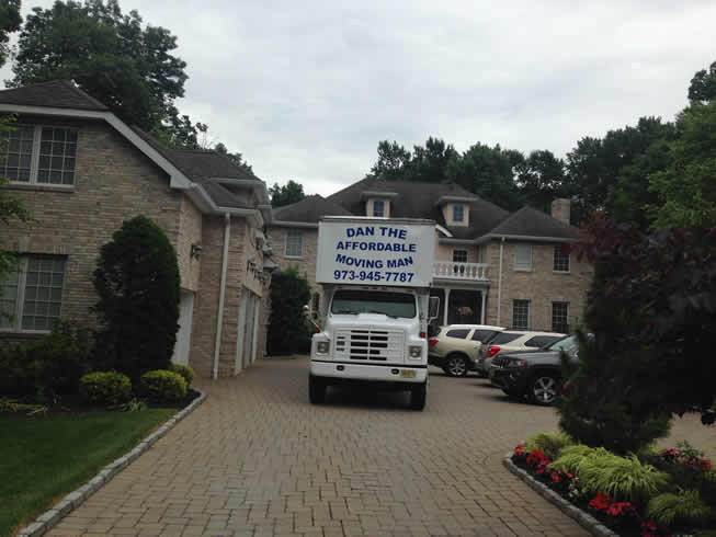 Local Morristown NJ Movers